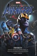 Avengers Infinity HC (2019 Marvel Press) A Novel of the Marvel Universe 1-1ST