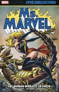 Ms. Marvel The Woman Who Fell to Earth TPB (2019 Marvel) Epic Collection 1-1ST
