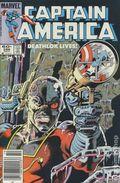 Captain America (1968 1st Series) 286BUBBLICIOUS