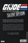 GI Joe A Real American Hero Silent Option TPB (2019 IDW) 1-1ST