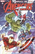 Marvel Action Avengers (2018 IDW) 4RI