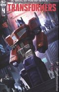 Transformers (2019 IDW) 4A