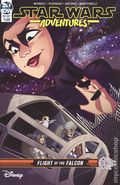 Star Wars Adventures Flight of the Falcon (2019 IDW) 0