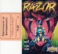 Razor (1992 1st Series) 1A.TOUR