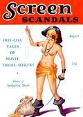 Screen Scandals (1936 H.M. Publishing) Pulp Vol. 2 #4