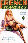 French Scandals (1936-1937 H.M. Publishing) Pulp Vol. 2 #5
