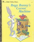 Bugs Bunny's Carrot Machine HC (1971 Little Golden Book) 111-65-1ST
