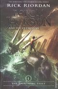 Percy Jackson and the Olympians SC (2006-2010 Disney/Hyperion Novel) 1A-1ST