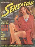 Sensation (1941-1946 Sensation Magazine) Vol. 1 #8