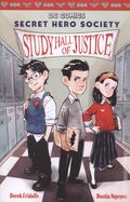 DC Comics Secret Hero Society: Study Hall of Justice GN (2016 Scholastic) 1-1ST