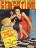 Sensation (1941-1946 Sensation Magazine) Vol. 2 #1