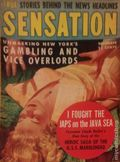 Sensation (1941-1946 Sensation Magazine) Vol. 2 #2