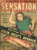 Sensation (1941-1946 Sensation Magazine) Vol. 2 #3