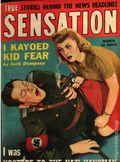 Sensation (1941-1946 Sensation Magazine) Vol. 2 #5
