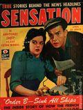 Sensation (1941-1946 Sensation Magazine) Vol. 2 #6