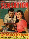 Sensation (1941-1946 Sensation Magazine) Vol. 2 #8