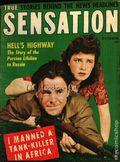 Sensation (1941-1946 Sensation Magazine) Vol. 2 #9
