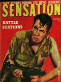 Sensation (1941-1946 Sensation Magazine) Vol. 2 #11