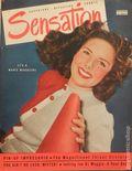Sensation (1941-1946 Sensation Magazine) Vol. 4 #1