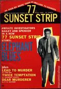 77 Sunset Strip (1960 Great American Publications) Pulp Vol. 1 #1