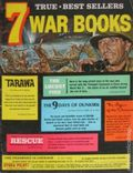 7 War Books (1965 Jalart House) Pulp Vol. 1 #1