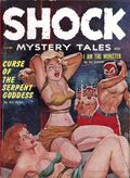 Shock Mystery Tales Magazine (1961-1963 Pontiac Publishing) Vol. 2 #1