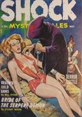 Shock Mystery Tales Magazine (1961-1963 Pontiac Publishing) Vol. 2 #3