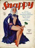 Snappy Magazine (1929-1938 Lowell-Merwil-D.M. Publishing) Pulp Vol. 2 #4
