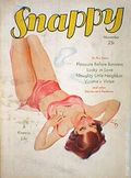Snappy Magazine (1929-1938 Lowell-Merwil-D.M. Publishing) Pulp Vol. 7 #1