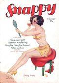 Snappy Magazine (1929-1938 Lowell-Merwil-D.M. Publishing) Pulp Vol. 9 #2