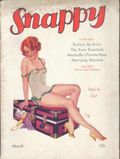 Snappy Magazine (1929-1938 Lowell-Merwil-D.M. Publishing) Pulp Vol. 9 #3