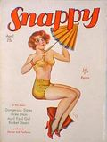 Snappy Magazine (1929-1938 Lowell-Merwil-D.M. Publishing) Pulp Vol. 9 #4