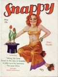 Snappy Magazine (1929-1938 Lowell-Merwil-D.M. Publishing) Pulp Vol. 9 #5