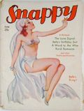 Snappy Magazine (1929-1938 Lowell-Merwil-D.M. Publishing) Pulp Vol. 9 #6