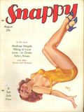 Snappy Magazine (1929-1938 Lowell-Merwil-D.M. Publishing) Pulp Vol. 10 #2