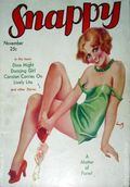 Snappy Magazine (1929-1938 Lowell-Merwil-D.M. Publishing) Pulp Vol. 10 #5