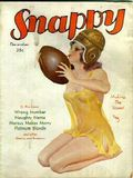 Snappy Magazine (1929-1938 Lowell-Merwil-D.M. Publishing) Pulp Vol. 10 #6