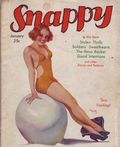 Snappy Magazine (1929-1938 Lowell-Merwil-D.M. Publishing) Pulp Vol. 11 #1