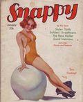 Snappy Magazine (1929-1938 Lowell-Merwil-D.M. Publishing) Pulp Vol. 11 #1
