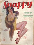 Snappy Magazine (1929-1938 Lowell-Merwil-D.M. Publishing) Pulp Vol. 11 #3