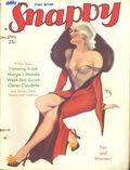 Snappy Magazine (1929-1938 Lowell-Merwil-D.M. Publishing) Pulp Vol. 11 #5