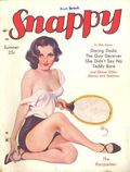 Snappy Magazine (1929-1938 Lowell-Merwil-D.M. Publishing) Pulp Vol. 11 #6