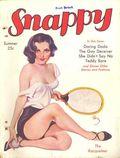 Snappy Magazine (1929-1938 Lowell-Merwil-D.M. Publishing) Pulp Vol. 11 #6