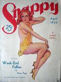Snappy Magazine (1929-1938 Lowell-Merwil-D.M. Publishing) Pulp Vol. 12 #4