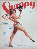 Snappy Magazine (1929-1938 Lowell-Merwil-D.M. Publishing) Pulp Vol. 12 #5