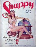 Snappy Magazine (1929-1938 Lowell-Merwil-D.M. Publishing) Pulp Vol. 12 #8