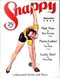 Snappy Magazine (1929-1938 Lowell-Merwil-D.M. Publishing) Pulp Vol. 12 #9