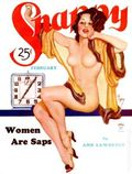 Snappy Magazine (1929-1938 Lowell-Merwil-D.M. Publishing) Pulp Vol. 13 #2