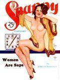 Snappy Magazine (1929-1938 Lowell-Merwil-D.M. Publishing) Pulp Vol. 13 #2