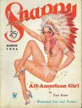 Snappy Magazine (1929-1938 Lowell-Merwil-D.M. Publishing) Pulp Vol. 13 #3